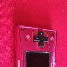 Videojuegos y Consolas: NINTENDO GAME BOY MICRO .NO FUNCIONA TAL CUAL COMO SE VE EN FOTOS. Lote 257433350