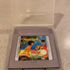 Videogiochi e Consoli: LOTE GAME BOY JUNGLE BOOK. Lote 257830655