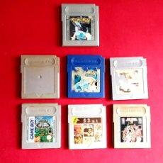Videogiochi e Consoli: LOTE DE JUEGOS NINTENDO GAME BOY. Lote 258601840