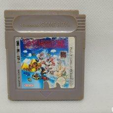 Videojuegos y Consolas: GAME BOY SUPER MARIO LAND. GAMEBOY. NINTENDO. FUNCIONA. VERSIÓN ESPAÑOLA.. Lote 258814735