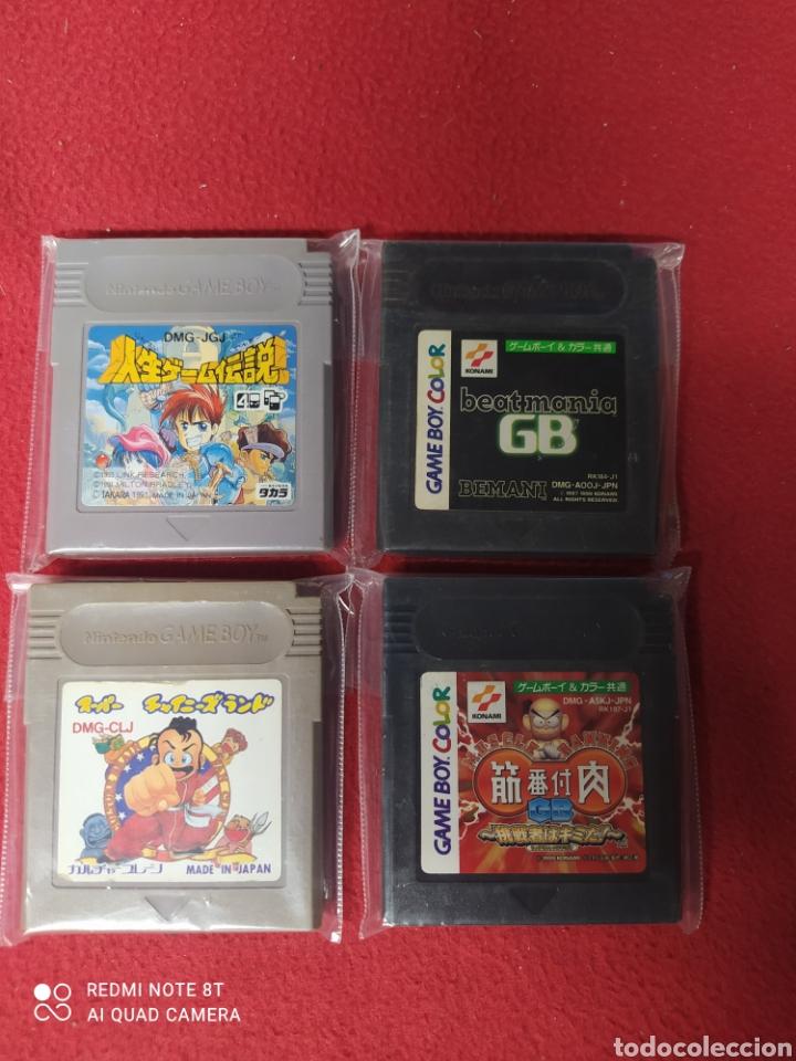 JUEGOS JAPONESES (Juguetes - Videojuegos y Consolas - Nintendo - GameBoy)