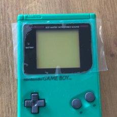 Videojuegos y Consolas: GAME BOY DMG-01 PLAY IT LOUD VERDE. Lote 260727200