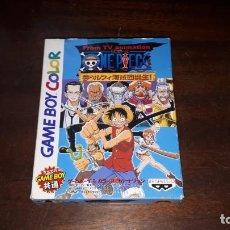 Videojuegos y Consolas: YUME NO LUFFY KAIZOKUDAN JAPÓN GB GAME BOY COLOR. Lote 261532550