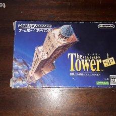 Videojuegos y Consolas: LA TORRE JAPÓN GAME BOY ADVANCE CON CAJA. Lote 261533970