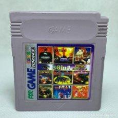 Videojuegos y Consolas: VIDEOJUEGO NINTENDO - GAME BOY - GAMEBOY - CLÓNICO - 36 IN 1 - SH36F14. Lote 262537755