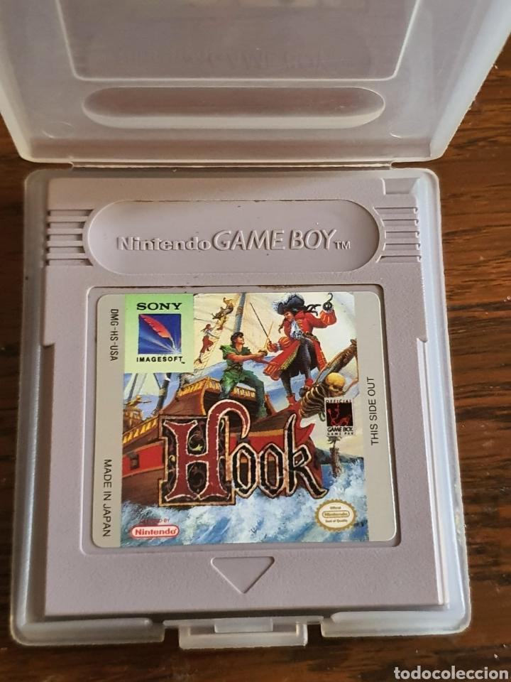 JUEGO GAMEBOY HOOK (Juguetes - Videojuegos y Consolas - Nintendo - GameBoy)