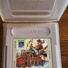 Videojuegos y Consolas: JUEGO GAMEBOY HOOK. Lote 265655144