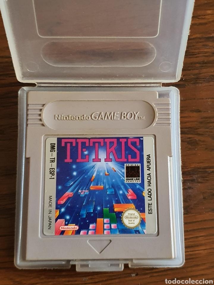 JUEGO TETRIS GAMEBOY (Juguetes - Videojuegos y Consolas - Nintendo - GameBoy)