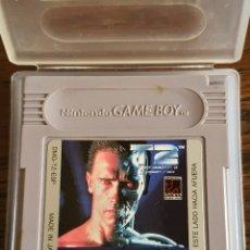 Videojuegos y Consolas: JUEGO TERMINATOR 2 GAMEBOY. Lote 265657149