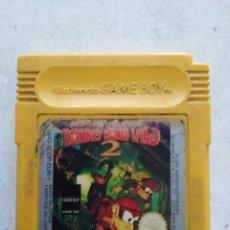 Videojuegos y Consolas: JUEGO NINTENDO GAME BOY DONKEY KONG LAND 2. Lote 266110448