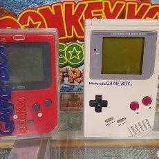 Videogiochi e Consoli: GAMEBOY POCKET + CLASICA + REGALO POKEMON ROJO GBA GBC GBP NINTENDO. Lote 267509834