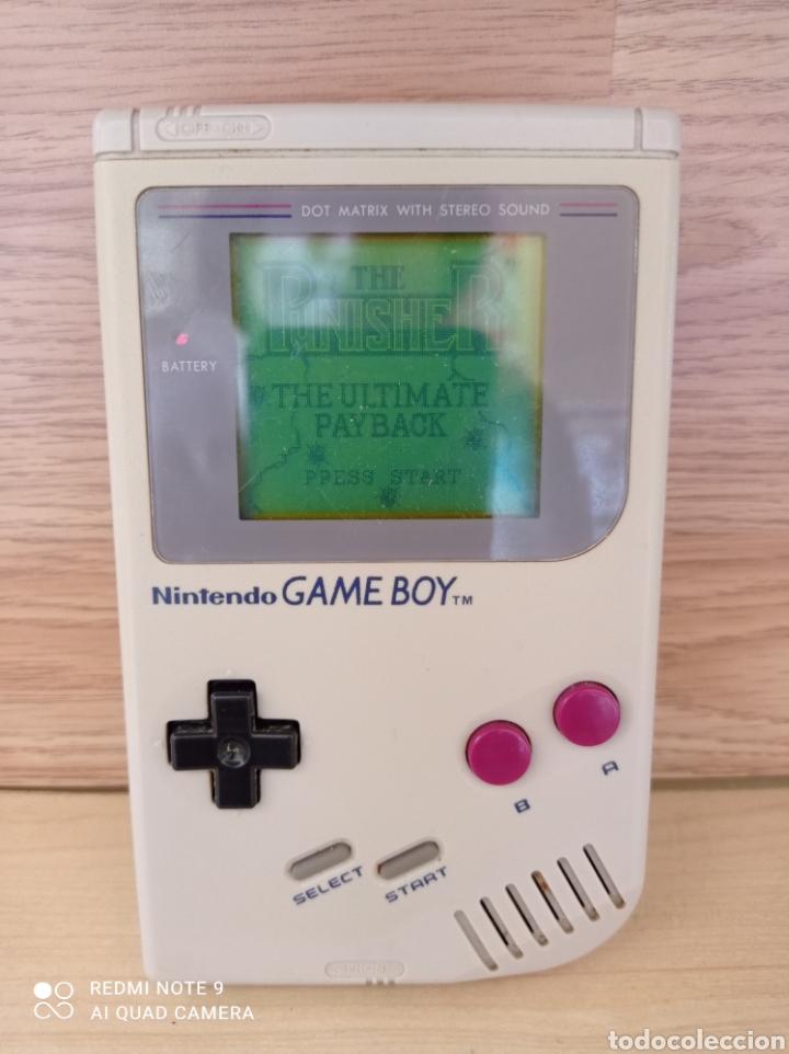 GAME BOY (Juguetes - Videojuegos y Consolas - Nintendo - GameBoy)