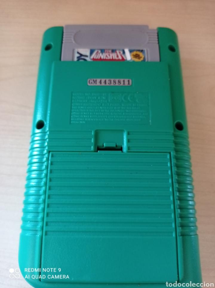 Videojuegos y Consolas: Game boy verde toda original - Foto 3 - 268044954