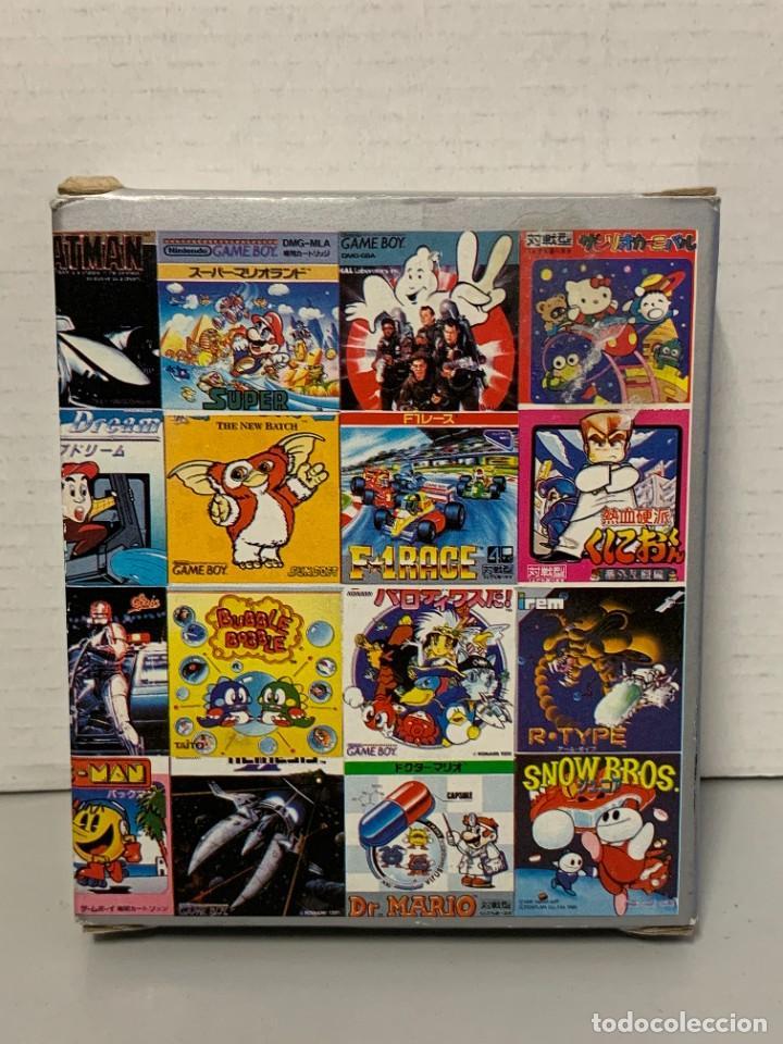 CARTUCHO GAME BOY 16 EN 1 JUEGOS. NUEVO. GAME BOY CLASSIC 16X1 CLON (Juguetes - Videojuegos y Consolas - Nintendo - GameBoy)