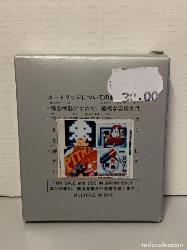 Videojuegos y Consolas: CARTUCHO GAME BOY 16 EN 1 JUEGOS. NUEVO. GAME BOY CLASSIC 16x1 CLON - Foto 3 - 268415854
