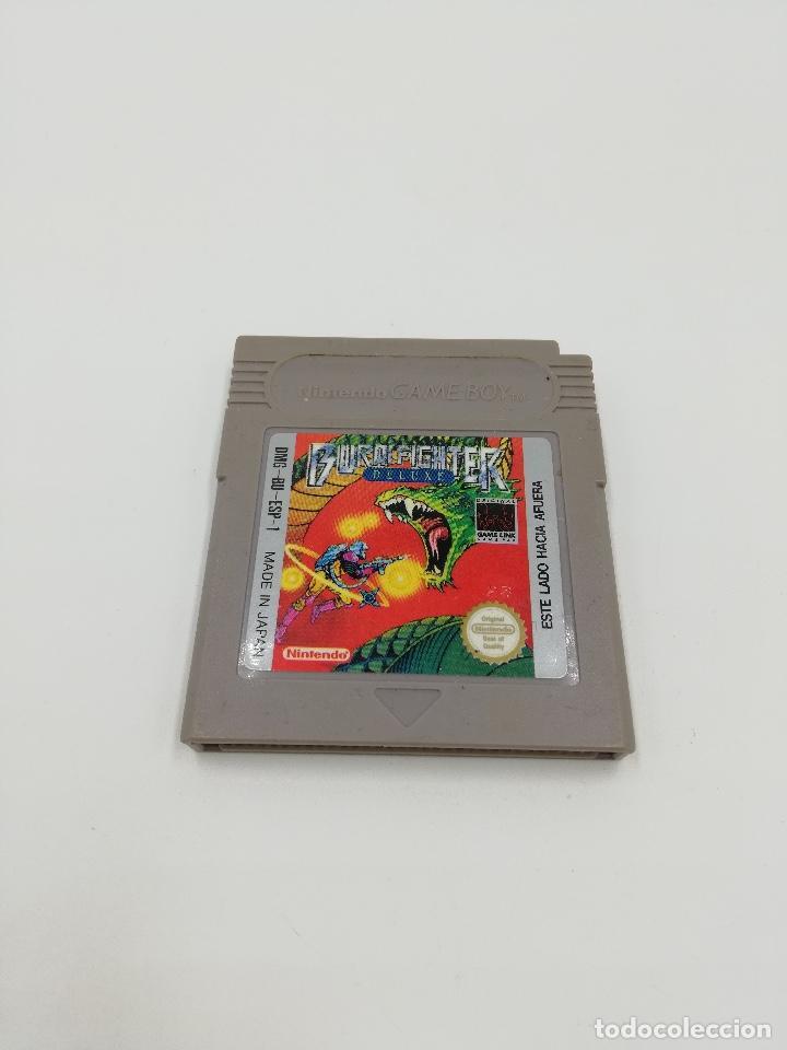 BURAI FIGHTER NINTENDO GAME BOY (Juguetes - Videojuegos y Consolas - Nintendo - GameBoy)