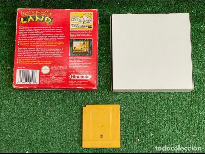 Videojuegos y Consolas: Donkey Kong land Nintendo game boy - Foto 2 - 268748254