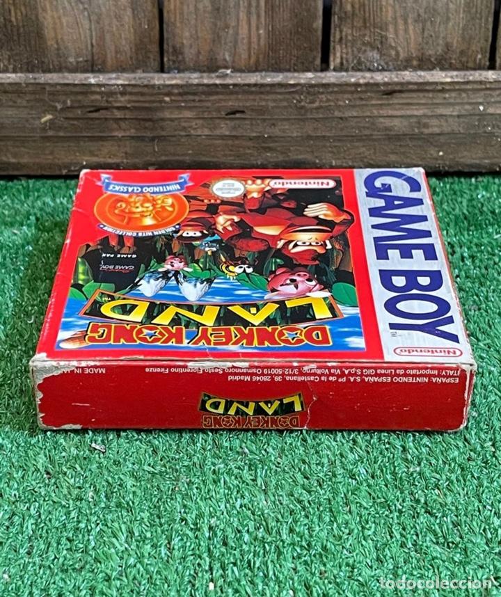 Videojuegos y Consolas: Donkey Kong land Nintendo game boy - Foto 3 - 268748254