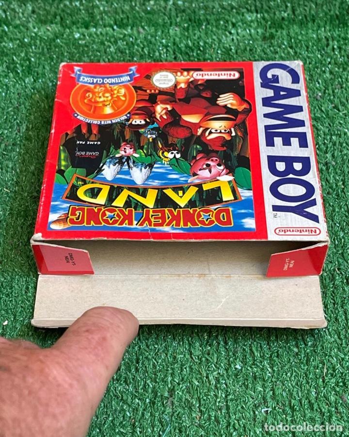 Videojuegos y Consolas: Donkey Kong land Nintendo game boy - Foto 4 - 268748254