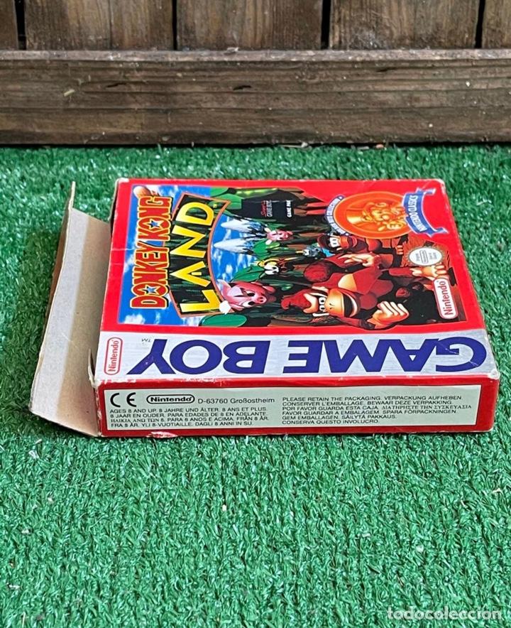 Videojuegos y Consolas: Donkey Kong land Nintendo game boy - Foto 5 - 268748254