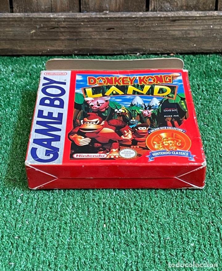 Videojuegos y Consolas: Donkey Kong land Nintendo game boy - Foto 6 - 268748254