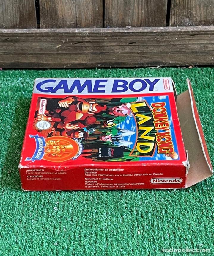 Videojuegos y Consolas: Donkey Kong land Nintendo game boy - Foto 7 - 268748254