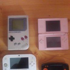 Videojuegos y Consolas: LOTE GAMEBOY,DS Y STAR WARS DESDE MERCADILLO. Lote 268822909