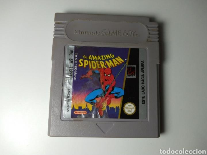 THE AMAZING SPIDERMAN PARA GAMEBOY (Juguetes - Videojuegos y Consolas - Nintendo - GameBoy)