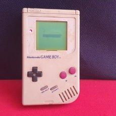 Videojuegos y Consolas: CONSOLA NINTENDO GAME BOY FUNCIONA . TAL CUAL COMO SE VE EN FOTOS. Lote 269096873