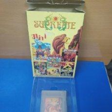 Videojuegos y Consolas: CARTUCHO VIDEOJUEGO JUEGO GAMEBOY SUPREME 21 IN 1 EN CAJA ORIGINAL. Lote 269275168