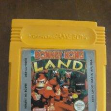 Videojuegos y Consolas: DONKEY KONG LAND GAME BOY CARTUCHO ESPAÑOL. Lote 269305153