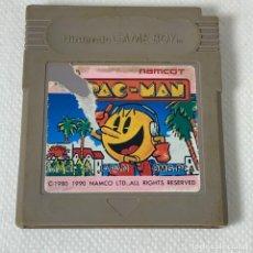 Videojuegos y Consolas: VIDEOJUEGO NINTENDO GAME BOY - GAMEBOY - PAC-MAN - DMG - PCA - 1990. Lote 269380603