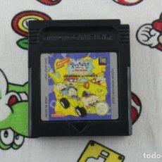 Videojuegos y Consolas: NINTENDO GAME BOY RUGRATS LA PELICULA AVENTURAS EN PAÑALES CARTUCHO PAL ESPAÑA. Lote 288549078