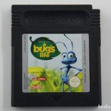 Videojuegos y Consolas: NINTENDO GAME BOY BICHOS A BUG'S LIFE DISNEY PIXAR SOLO CARTUCHO PAL EUR. Lote 288551598