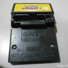 Videojuegos y Consolas: GAME BOY POKEMON PINBALL. Lote 274322713
