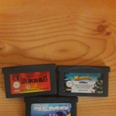 Videojuegos y Consolas: LOTE JUEGO GAME BOY. Lote 274931278