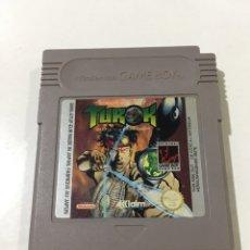 Videojuegos y Consolas: TUROK GAME BOY ( SOLO CARTUCHO) - SEMINUEVO -. Lote 275321263