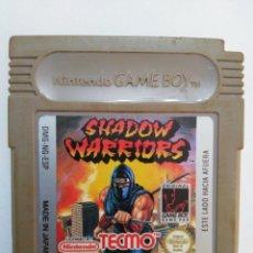 Videojuegos y Consolas: JUEGO GAME BOY SHADOW WARRIORS NINJA GAIDEN. Lote 275335898