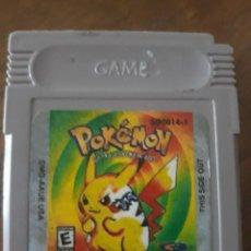 Videojuegos y Consolas: POKEMON PIKACHU GOTTA CATCHE'M ALL GAME BOY CARTUCHO. Lote 275451688