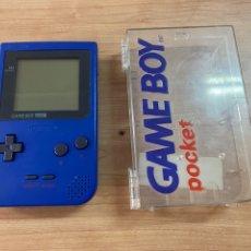 Videogiochi e Consoli: GAME BOY POCKET CON CARCASA ORIGINAL Y JUEGO TERMINATOR 2 - FUNCIONA. Lote 275485203
