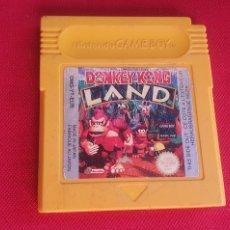 Videojuegos y Consolas: JUEGO DONKEY KONG LAND NINTENDO GAME BOY. Lote 275735198