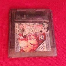 Videojuegos y Consolas: JUEGO DONKY KONG NINTENDO GAME BOY. Lote 275735603