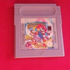 Videojuegos y Consolas: JUEGO SUPER MARIO LAND G GOLDEN COINS NINTENDO GAME BOY. Lote 275736953