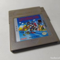 Videojuegos y Consolas: SUPER MARIO LAND ( NINTENDO GAMEBOY CLASICA) (1). Lote 275851948