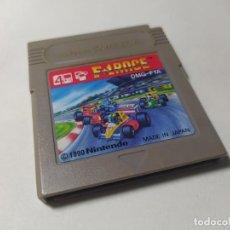 Videojuegos y Consolas: F1 - RACE ( NINTENDO GAMEBOY CLASICA). Lote 275852418