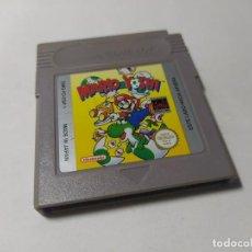 Videojuegos y Consolas: MARIO & YOSHI ( NINTENDO GAMEBOY CLASICA) (1). Lote 275852583
