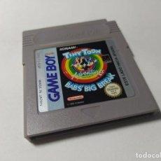 Videojuegos y Consolas: TINY TOON ADVENTURES ( NINTENDO GAMEBOY CLASICA) (1). Lote 275852643