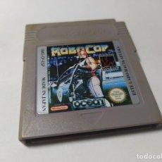 Videojuegos y Consolas: ROBOCOP ( NINTENDO GAMEBOY CLASICA) (1). Lote 275852733