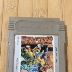 Videojuegos y Consolas: FIGHTING SIMULATOR GAME BOY ( SOLO CARTUCHO ). Lote 275945558