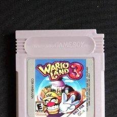 Videojuegos y Consolas: JUEGO NINTENDO GAME BOY COLOR WARIO LAND 3 SOLO CARTUCHO. Lote 275969643
